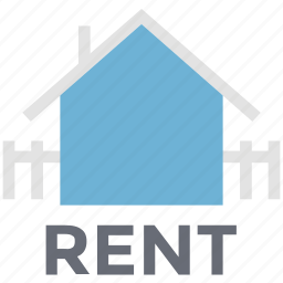 for rent, real estate, rent house, rental house icon