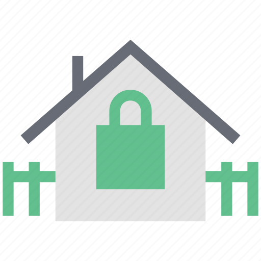 home, lock, open, real, sign, unlocked, unlocked building, unlocked house icon
