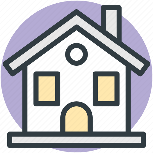 Home, house building, hut, shack, villa icon - Download on Iconfinder