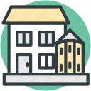 family home, home, house, lodge, residence icon