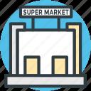 bake shop, emporium, shopping mall, store, supermarket