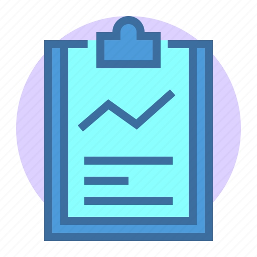 estate, home, property, report, stats icon