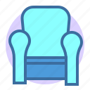 estate, furniture, home, property icon