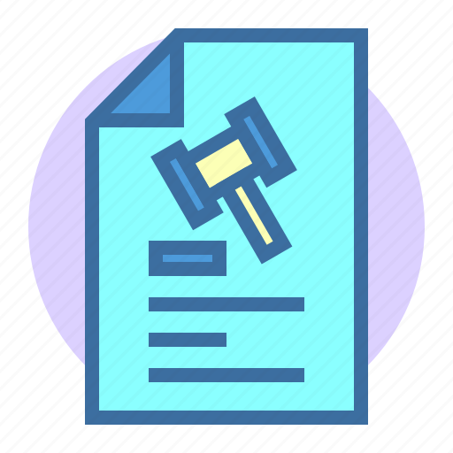 estate, file, home, law, mou, property icon