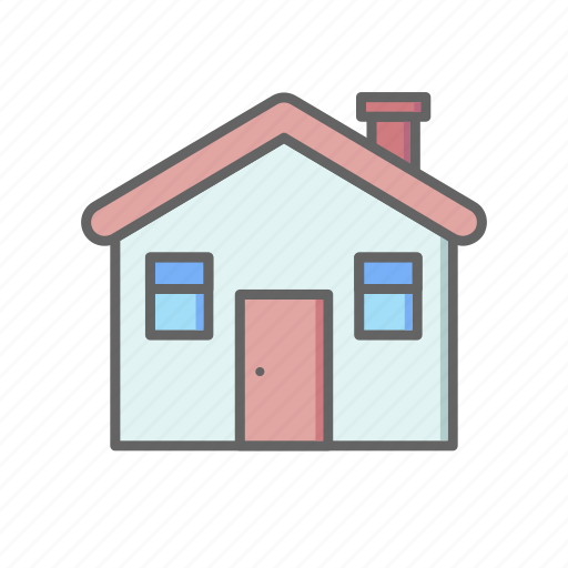 Chimney, estate, home, house, real, rent, sale icon - Download on Iconfinder