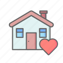 real, love, estate, house, sale, rent, home