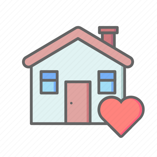 Estate, home, house, love, real, rent, sale icon - Download on Iconfinder