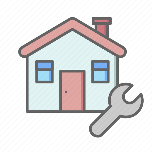 Estate, fix, home, house, real, rent, sale icon - Download on Iconfinder