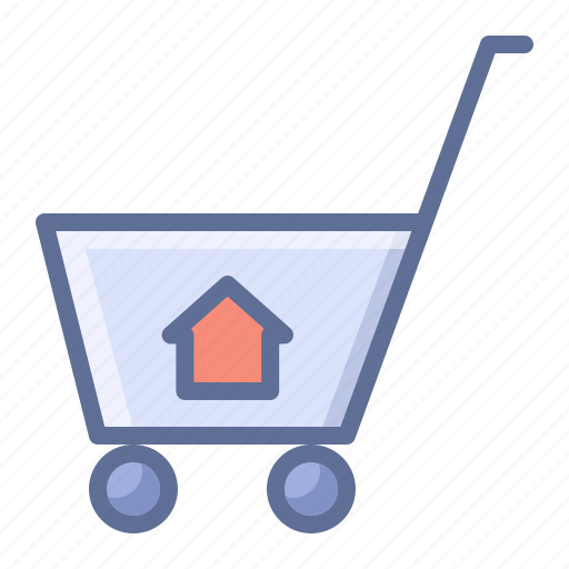 Buy, house, property icon - Download on Iconfinder