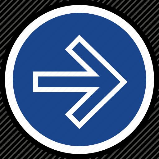 go, menu, navigation icon