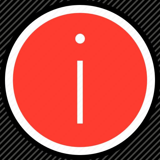 info, nav, navigation icon