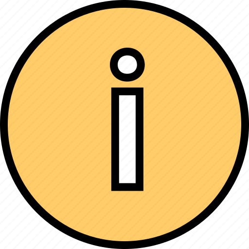 info, information, more icon