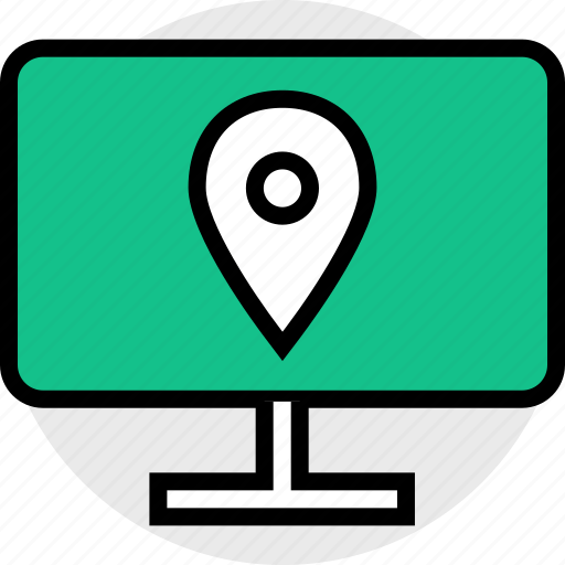 Find, google, location icon - Download on Iconfinder