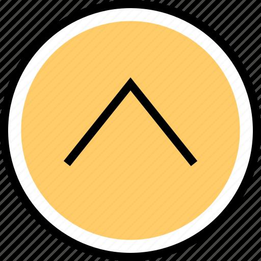 menu, navigation, up icon