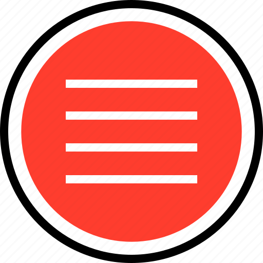 Menu, nav, navigation, option icon - Download on Iconfinder