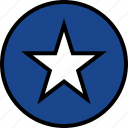favorite, save, star icon