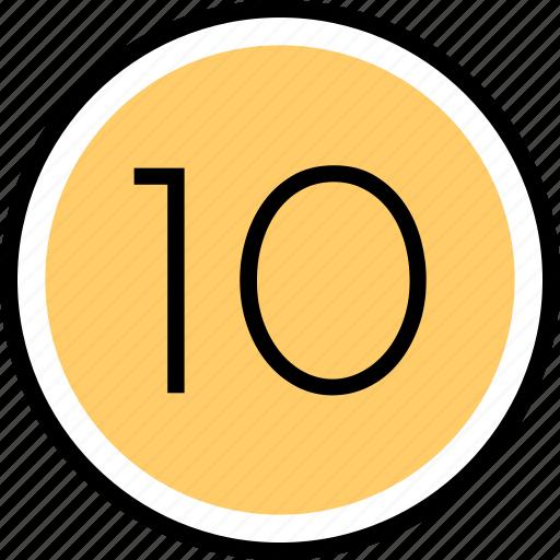 Menu, nav, navigation, ten icon - Download on Iconfinder