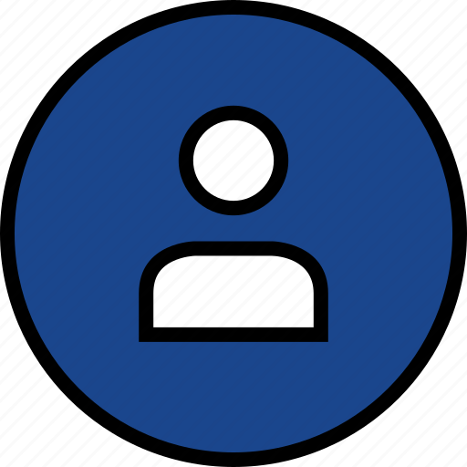 people, person, user icon