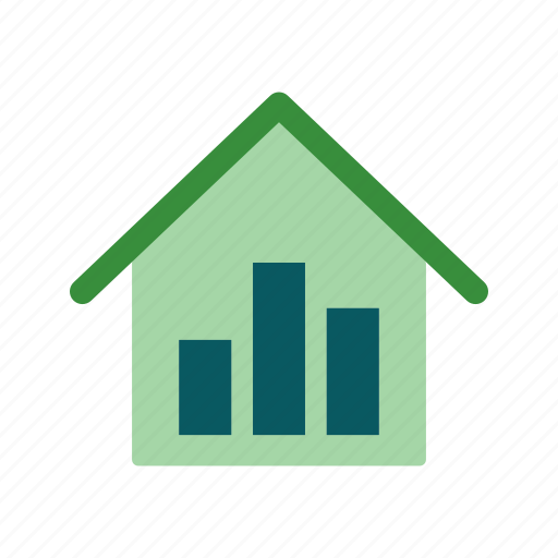 chart, data, graph, real estate stats, report, statistics, stats icon