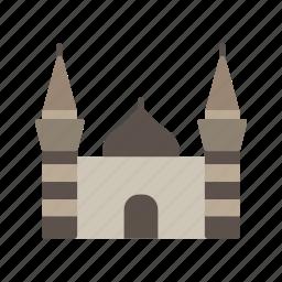islamic, masjid, mosque, muslim icon