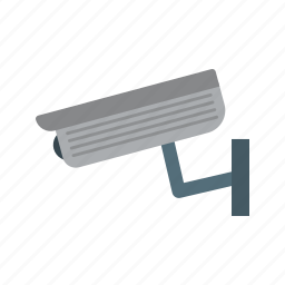 camera, cctv, security camera, video camera icon