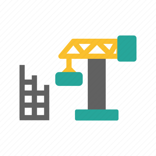 building construction, building house, construction, construction site, home construction, house, house frame icon