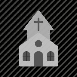 bible, christian, church, church building, jesus, worship icon