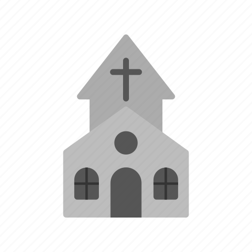 Christian, church, chapel icon - Download on Iconfinder