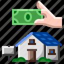 estate, house, rent, sale