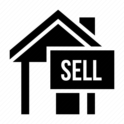 building, estate, home, house, property, sell icon