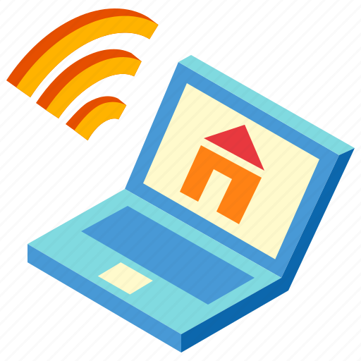 Database, home, loan, network, online, property, real estate icon - Download on Iconfinder