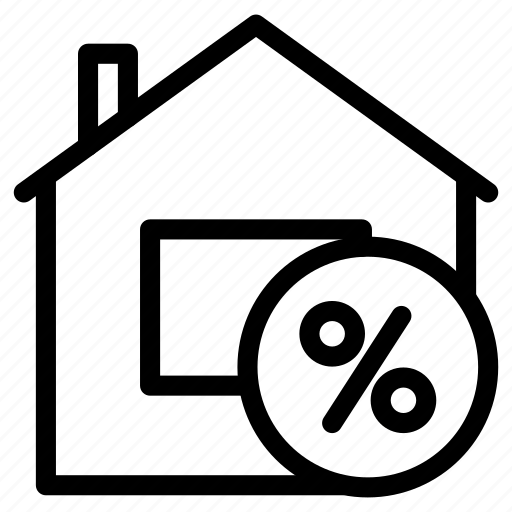building, construction, estate, home, house, real, rent icon