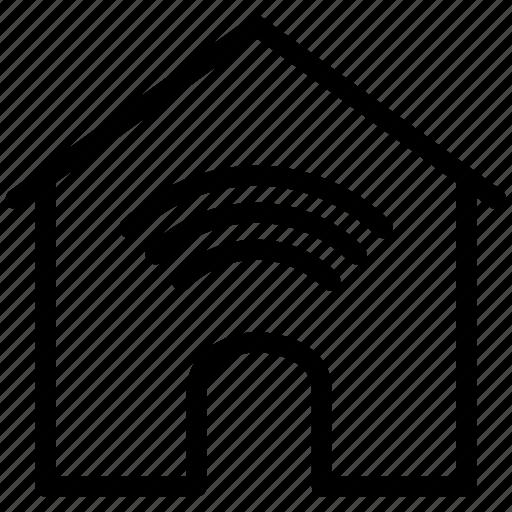 estate, furniture, home, house, interior, property, smart icon