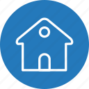 building, city, estate, home, house icon