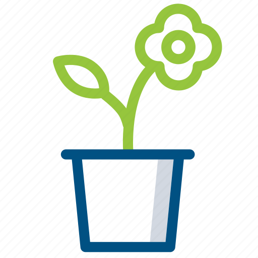 ecology, flower, garden, green, nature, plant, tree icon