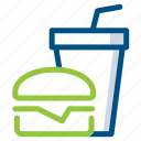 beverage, cooking, drink, fast, food, gastronomy, kitchen icon