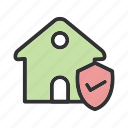 building, home, house, protected