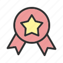 award, medal, reward, winner icon