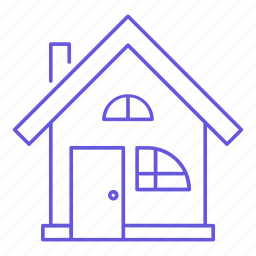 building, estate, home, house, office, property, realty icon