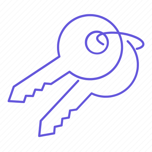key, locked, password, privacy, protection, security, unlock icon