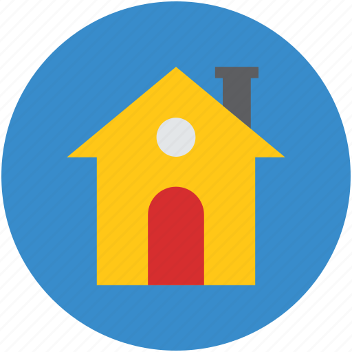 home, house, real estate, rural house, village house icon