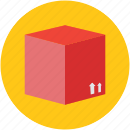 delivery box, package, package box, parcel, parcel delivery icon