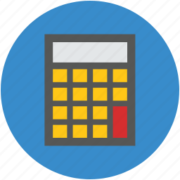 adding machine, addition, calculation, calculator, finance, maths, multiplication icon