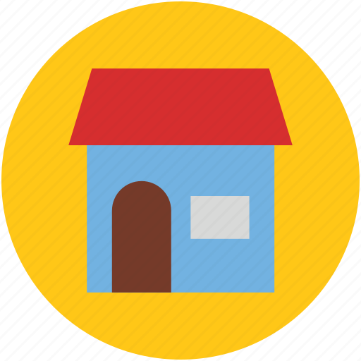 home, house, house building, real estate, residence, shack, villa icon