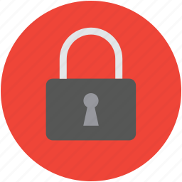 lock, locked, padlock, protection, safe, safety icon
