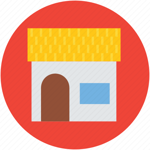 building, home, house, house building, real estate, villa icon