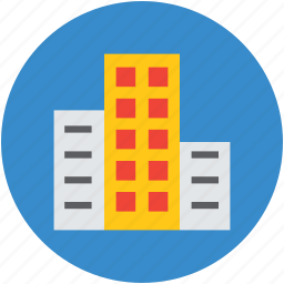 arcade, building, city center, commercial buildings, downtown, real estate, shopping center icon