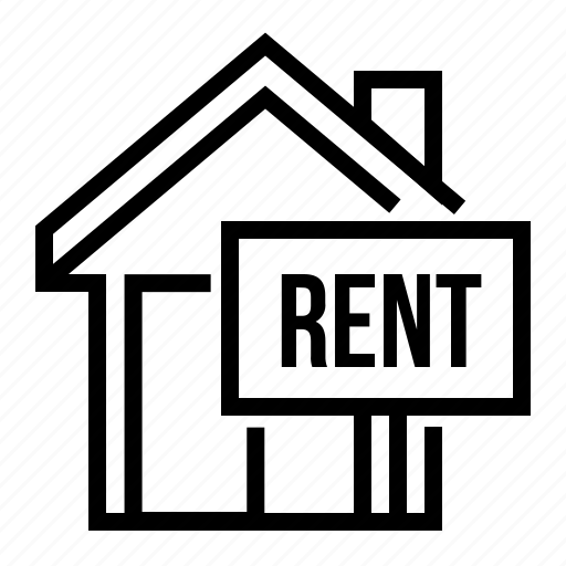building, estate, home, house, property, rent icon
