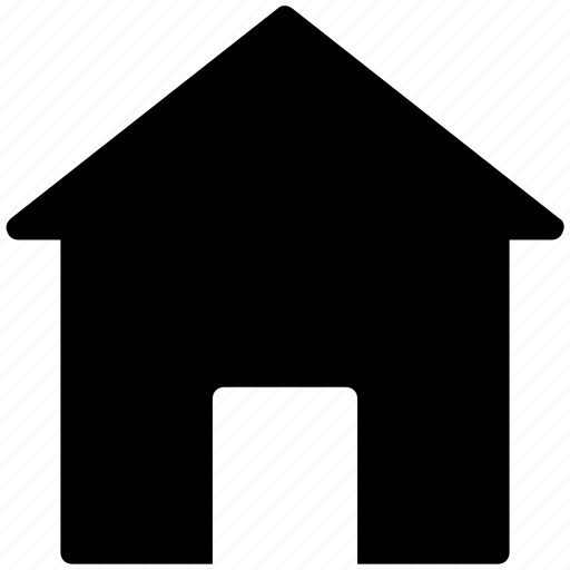 building, home, house, house building, hut, shack, villa icon