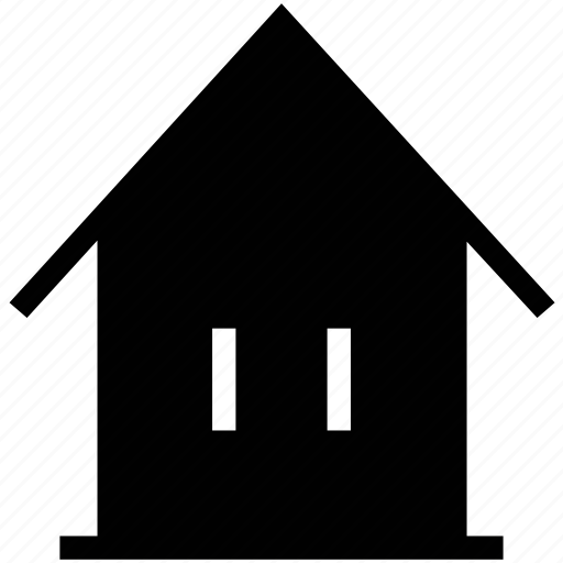 building, cottage, home, hut, village icon